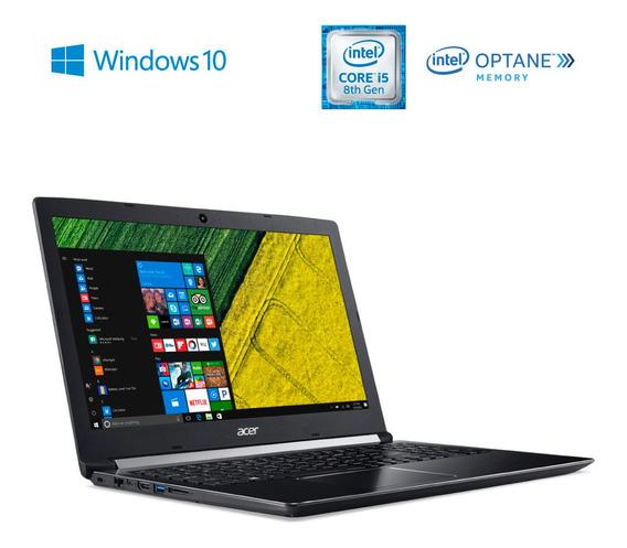Notebook Acer 15.6 Core I5 Ram 4gb Optane A515-51-52te