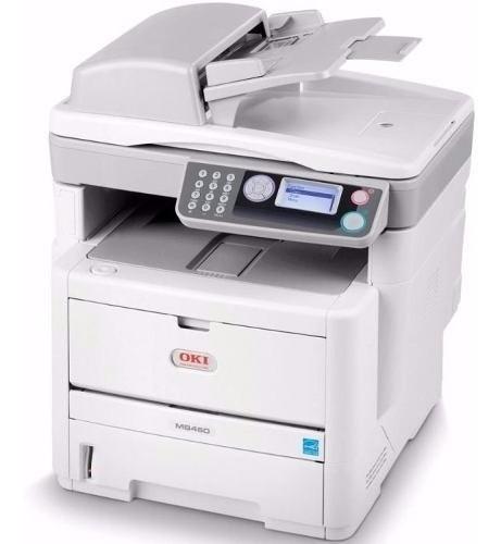 Impressora Multifuncional Laser Mb460 Mb 460 Toner Usado