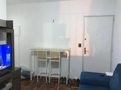 Apartamento Un Dormitorio. Alquiler. Cordón Sur