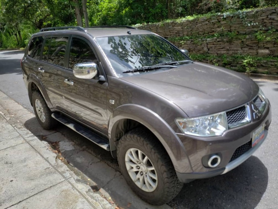 Mitsubishi Montero Sport Gls 2015 Blindada