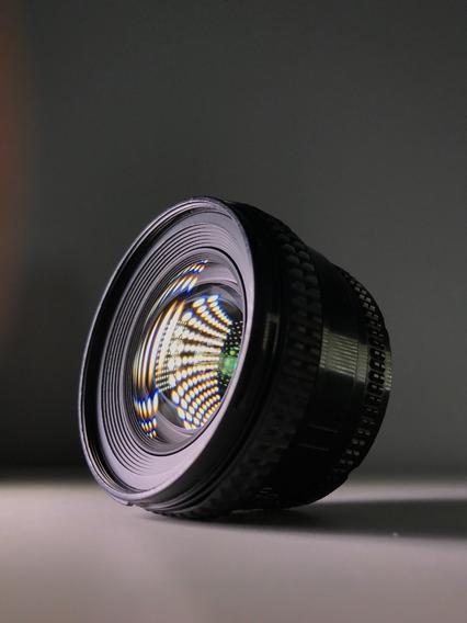 Lente Nikon 20mm 2.8d