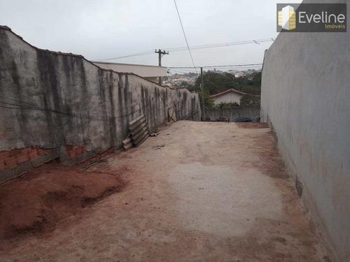 Imagem 1 de 6 de Terreno, Vila Brasileira, Mogi Das Cruzes - R$ 135 Mil, Cod: 1668 - V1668