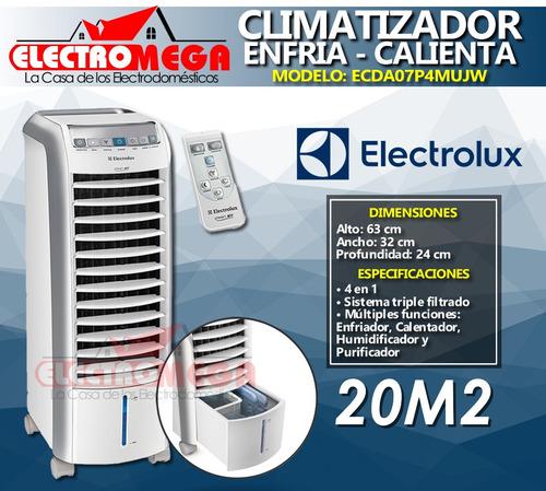Nuevo Calefactor Enfriador Purificador Electrolux