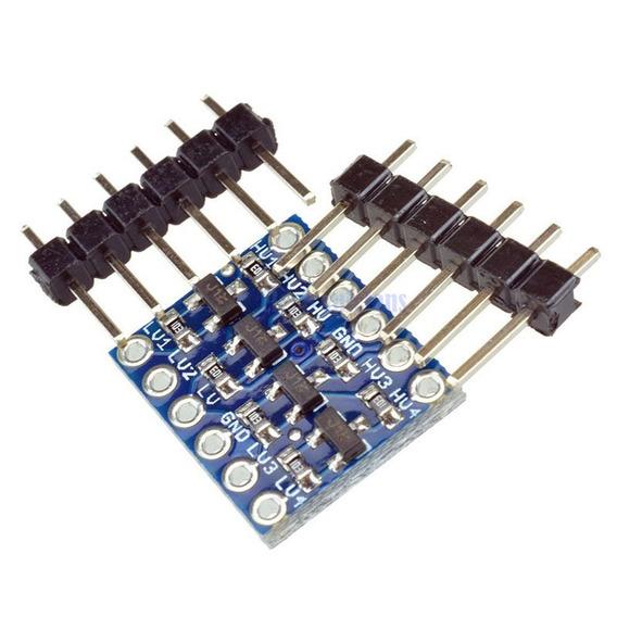 Conversor Nível Lógico I2c Iic 5a3.3v Bi-direcinal - Arduino