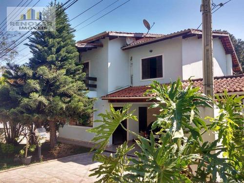 Sobrado À Venda, 330 M² Por R$ 1.100.000,00 - Parque Residencial Itapeti - Mogi Das Cruzes/sp - So0365
