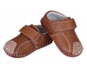 Zapatos Para Bebés Carozoo Baseball Talla 17