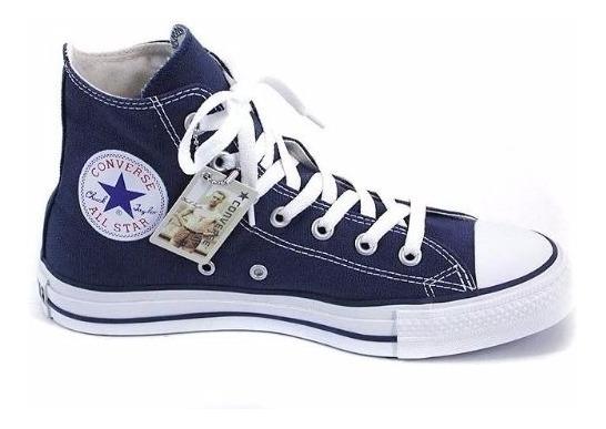 Bota Importada Converse All Star Blanca Y De Color