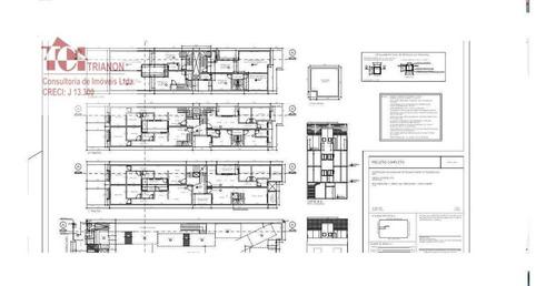 Imagem 1 de 3 de Cobertura Com 2 Dormitórios À Venda, 92 M² Por R$ 320.000,00 - Jardim Das Maravilhas - Santo André/sp - Co0736
