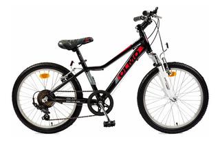Bicicleta Olmo Mountain Bike Safari 200 Rodado 20 Aluminio