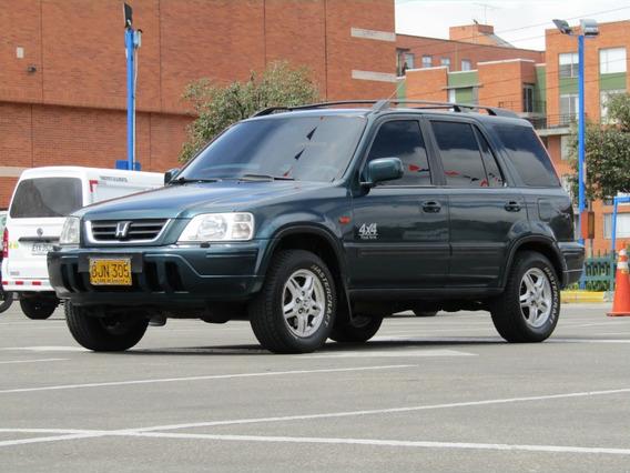 Honda Cr-v Mt 2000 Aa Ab Abs 4x4 No Blindado
