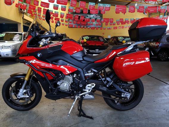 Bmw S1000 Xr 2016 - S1000 Xr Vermelha 2016 Com Baú - Bmw -