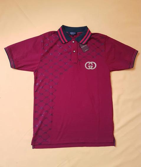 Camiseta Gucci Italy Original Lo Mejor En Ropa