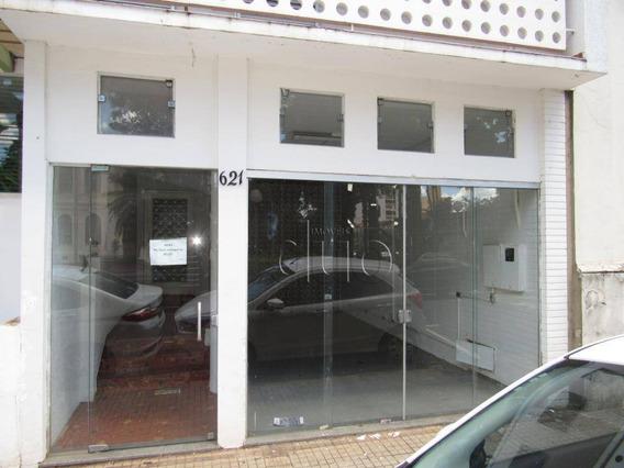 Casa Para Alugar, 235 M² Por R$ 2.200,00/mês - Centro - Piracicaba/sp - Ca2473