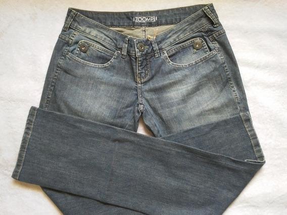 Calça Jeans Feminina Da Zoomp 40 - Ref.020110414