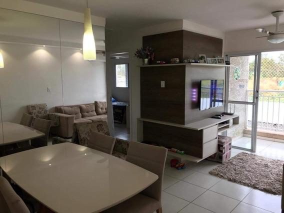 Apartamento Em Conjunto Habitacional Pedro Perri, Araçatuba/sp De 68m² 2 Quartos À Venda Por R$ 265.000,00 - Ap560528