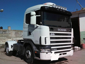 Scania 114g 330 2004