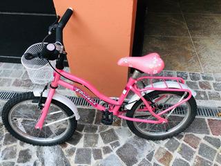 Bicicleta Bodei - Rodado 16 - Impecable