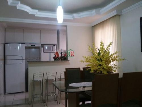Apartamento Com 2 Quartos Para Comprar No Camargos Em Belo Horizonte/mg - Rrs2144