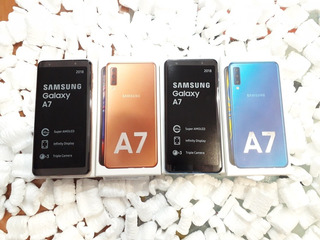 Celular Samsung Galaxy A7 64gb Nuevo Tienda Fisica
