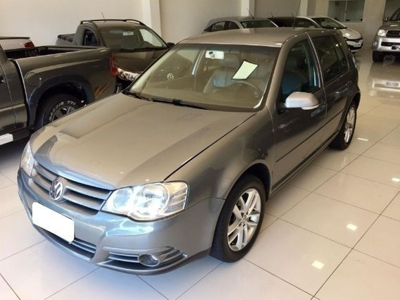 Volkswagen Golf 1.6 Sportline Cinza 8v Flex 4p Manual 2008