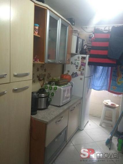 Apartamento Para Venda Por R$130.000,00 - Ipiranga, São Paulo / Sp - Bdi23671