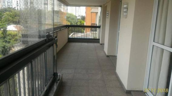 Apartamento Em Campo Belo, São Paulo/sp De 252m² 4 Quartos Para Locação R$ 9.900,00/mes - Ap197413