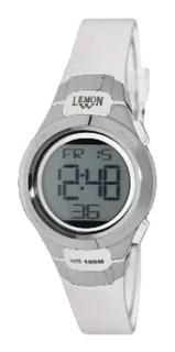 Reloj Moda Digital Lemon Dl150 Dama Sumergible 26mm Ø