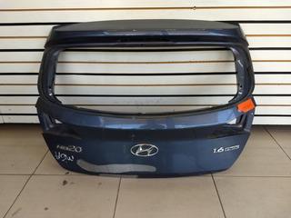 Tampa Hyundai Hb20 Hatch Original #4 Cinza