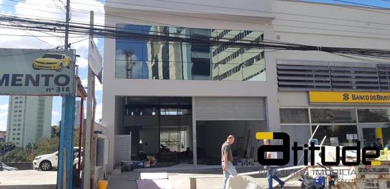 Salão Comercial Centro De Barueri - 3824