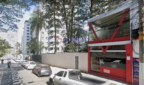 Imagem 1 de 12 de Al. Joaquim Eugênio De Lima   Ponto Comercial   Locação - Mr76738