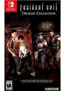 Resident Evil Origins Collection (nintendo Switch)