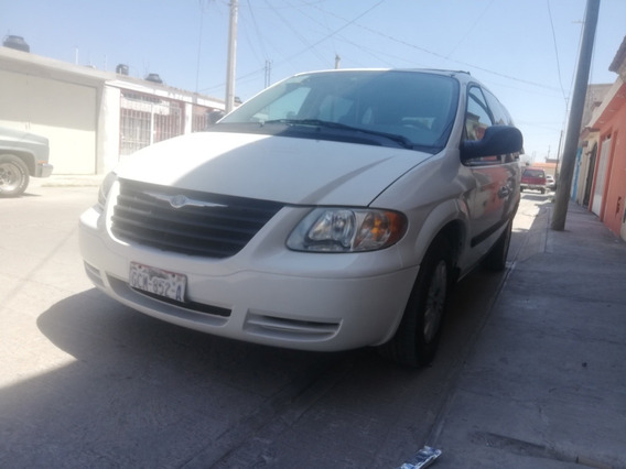 Chrysler Voyager 2008 Paq Conv Lujo At
