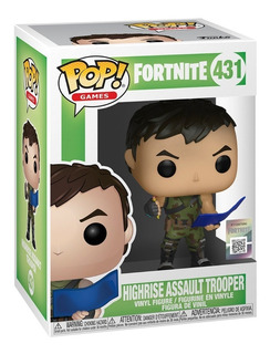 Figuras Funko Pop ! Games Fortnite Personajes - Original