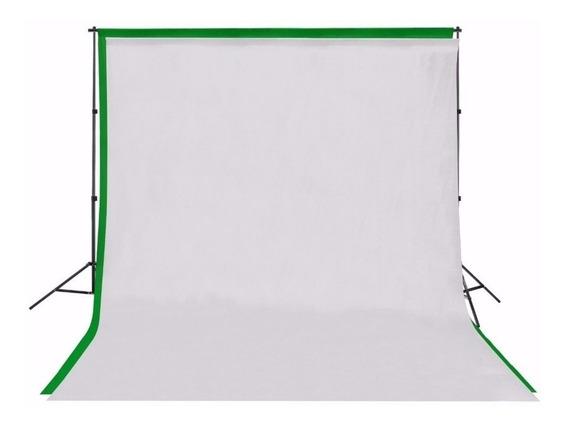 Fondo Muselina Blanca Para Fotografía Profesional 1,50 X 3