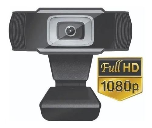 Imagen 1 de 7 de Camara Web Webcam Solarmax Zoomy 1000 Con Microfono Hd 1080p