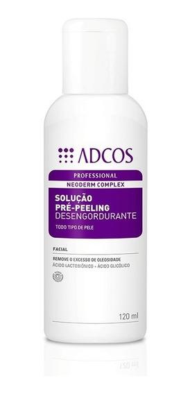 Solução Pré Peeling Desengordurante Neoderm Adcos 120ml