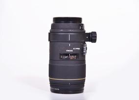 Lente Objetiva Sigma 150mm F2.8 Macro Dg Hsm Para Canon