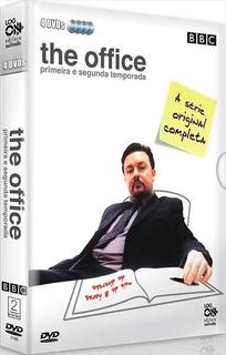 Dvd The Office Primeira E Segunda Temporada