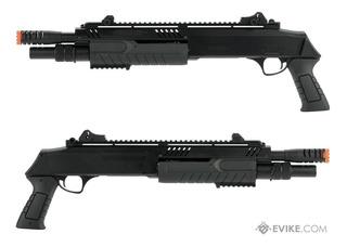 Escopeta Tri-shot Shotgun Fabarm Stf12 Pump Paintball