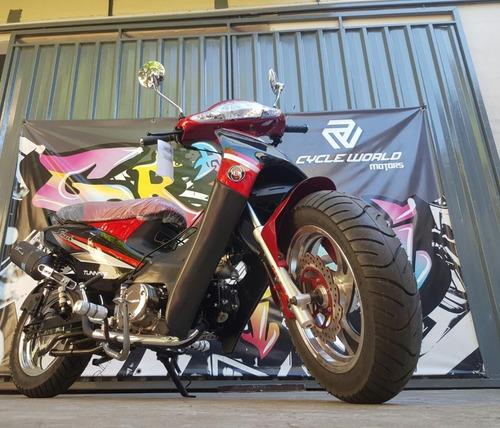 Moto Smash 110 Tuning  Full 0km 2021  Al 30/4