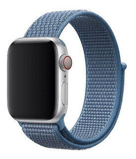 Pulseira Apple Watch Nylon Loop Esportiva 38/40mm E 42/44mm