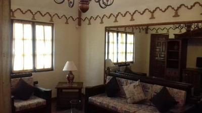 Hermosa Casa En Renta, En Lomas De Tetela, Cuernavaca