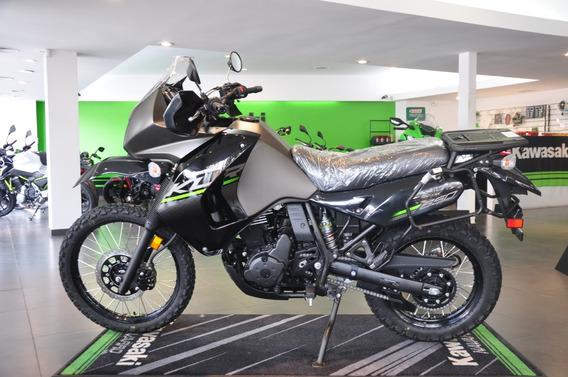 Kawasaki Klr 650 0km 2018 Oferta Imperdible!!