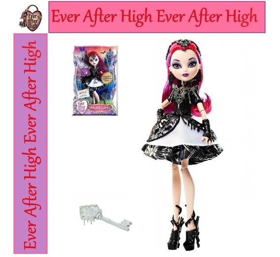Ever After High Evil Queen Dragon Games Original Mattel