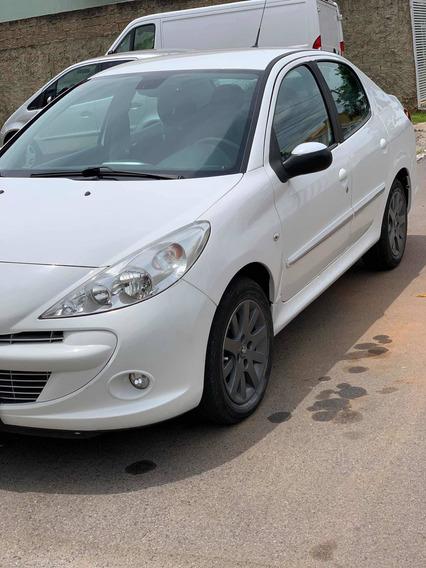 Peugeot 207 Passion 1.6 16v Xs Flex 4p 2012
