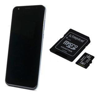 Celular Libre Kodak Smartway T1 Doble Camara Memoria Cuotas