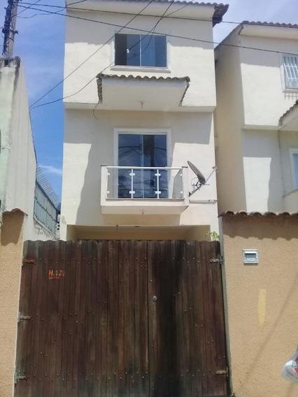 Casa Em Trindade, São Gonçalo/rj De 108m² 2 Quartos À Venda Por R$ 290.000,00 - Ca347542