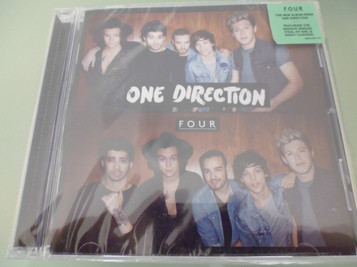 One Direction / Four / Cd / Nuevo / Sellado / Importado /