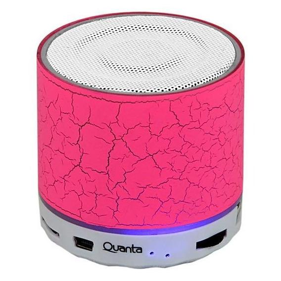 Speaker Quanta Qtspb-155 Com Bluetooth/ Usb/ Micro Sd/ Fm -