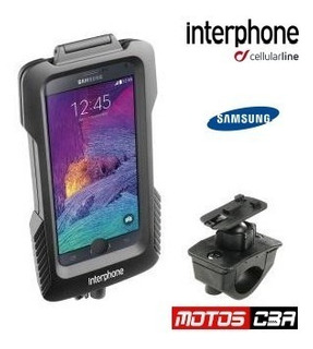 Porta Celular Samsung Galaxy S6 Interphone Motoscba S